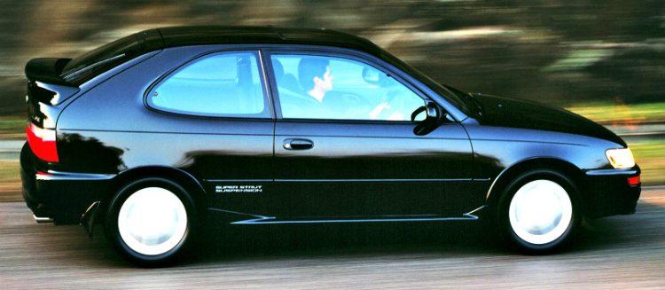 Toyota Corolla GTSi '86