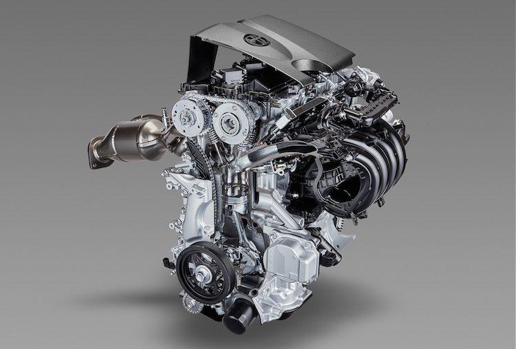 Toyota onthult meest thermisch efficiënte motor op aarde