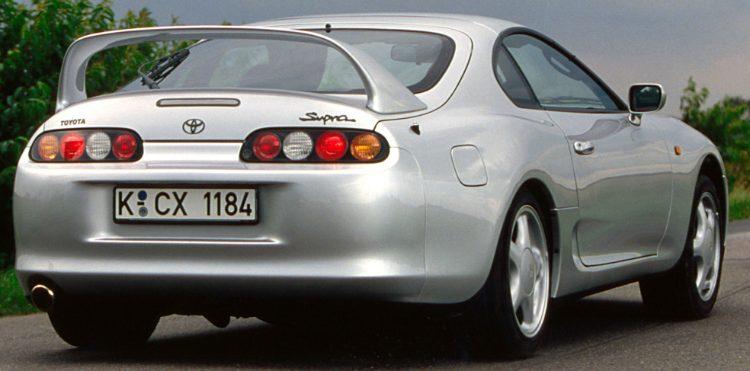Toyota Supra Turbo '93