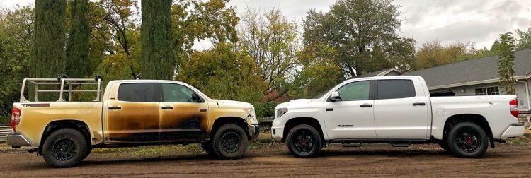 Toyota Tundra nieuw vs oud