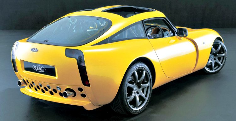 TVR T350T '04