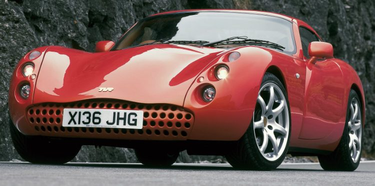 TVR Tuscan '00