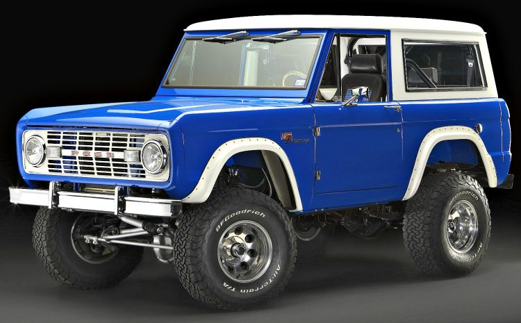 United Pacific Ford Bronco '18