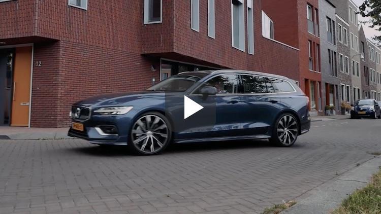 Video: zo accelereert de Volvo V60 T6 met 310 pk