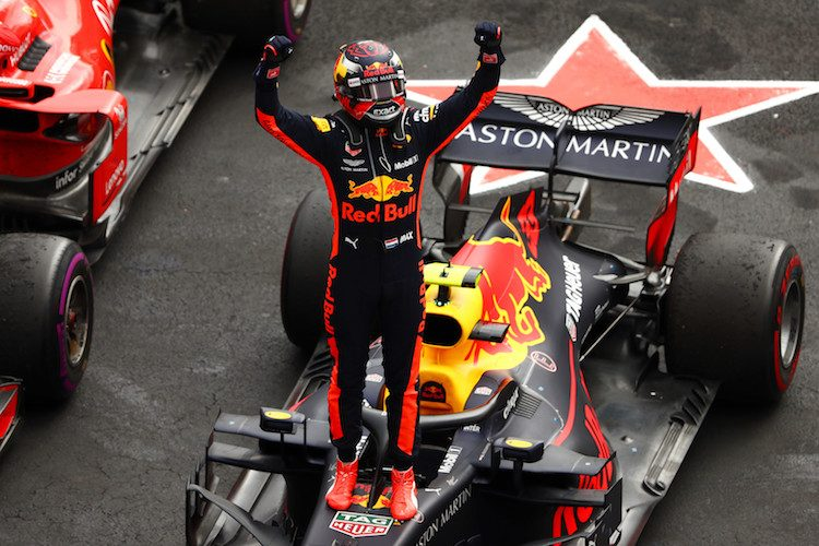 De internationale media over de winst van Verstappen in Mexico