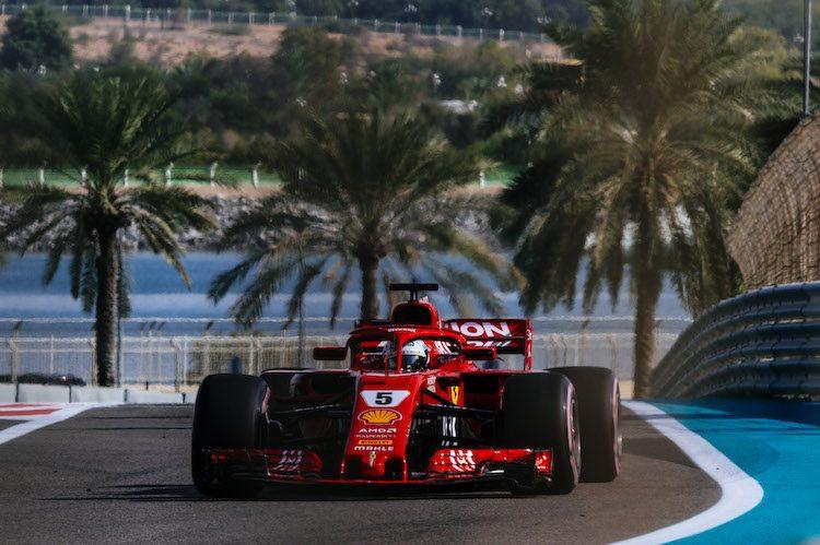 Kwalificatie Formule 1: Grand Prix van Abu Dhabi 2018