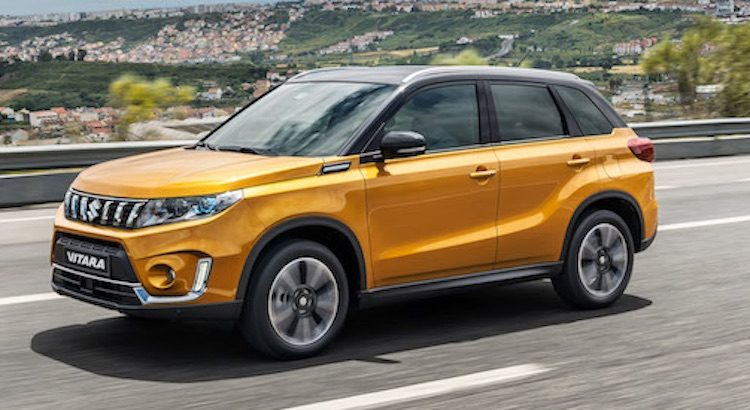 Suzuki Vitara krijgt serieuze opknapbeurt