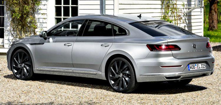 Volkswagen Arteon 2.0 TSI Elegance '18