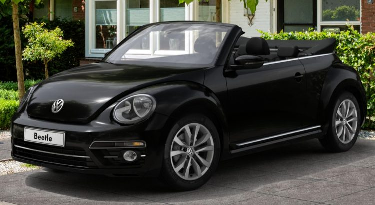 Volkswagen Beetle Cabrio 1.2 TSI Exclusive Series '18