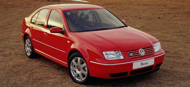 Volkswagen Bora V6 4-Motion