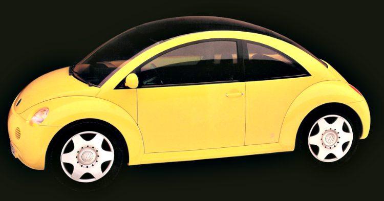 Volkswagen Concept One '94