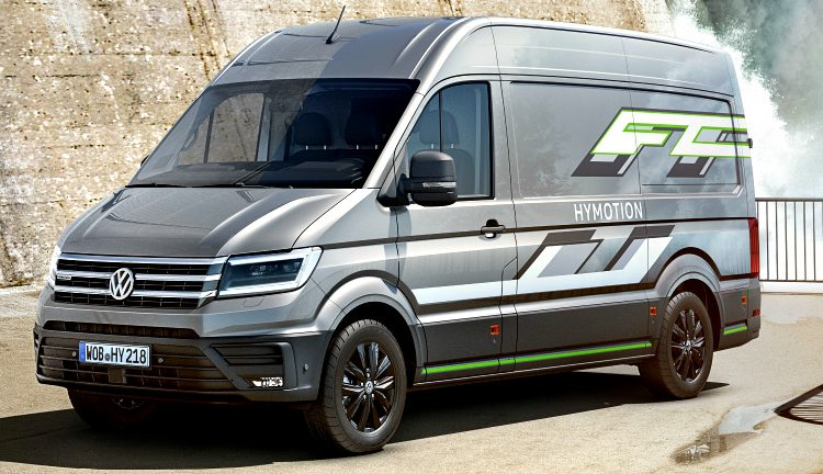 Volkswagen Crafter HyMotion '18