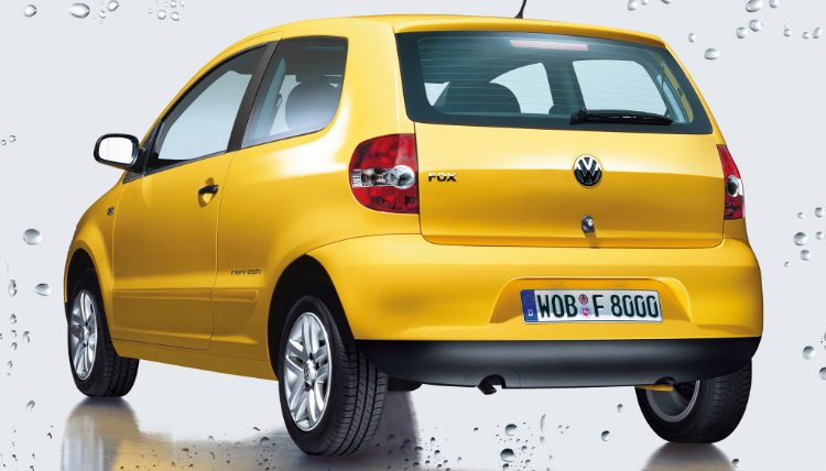 Volkswagen Fox 09