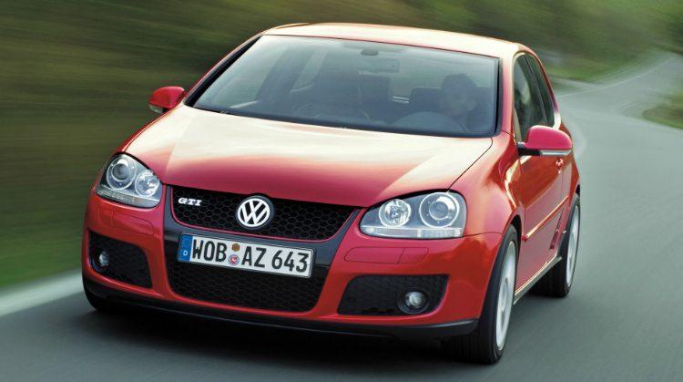 Volkswagen Golf GTI (1K) '08
