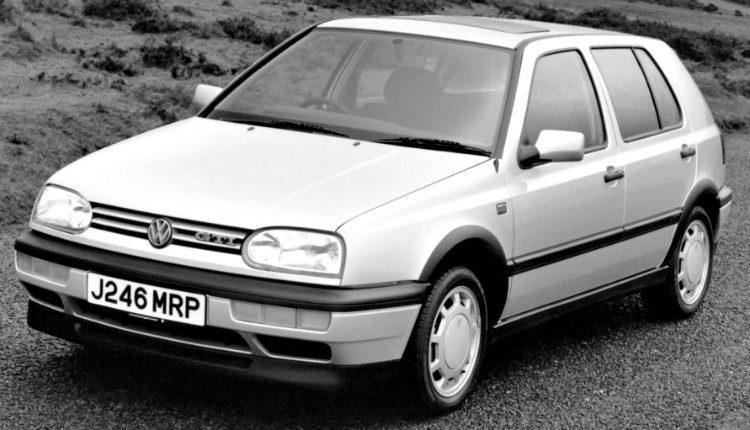 Volkswagen Golf III GTI (Typ 1H) '96