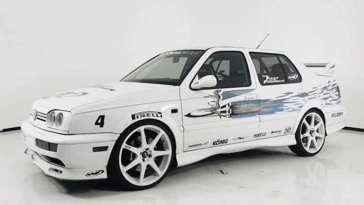 Originele VW Jetta uit Fast & Furious kost 100K
