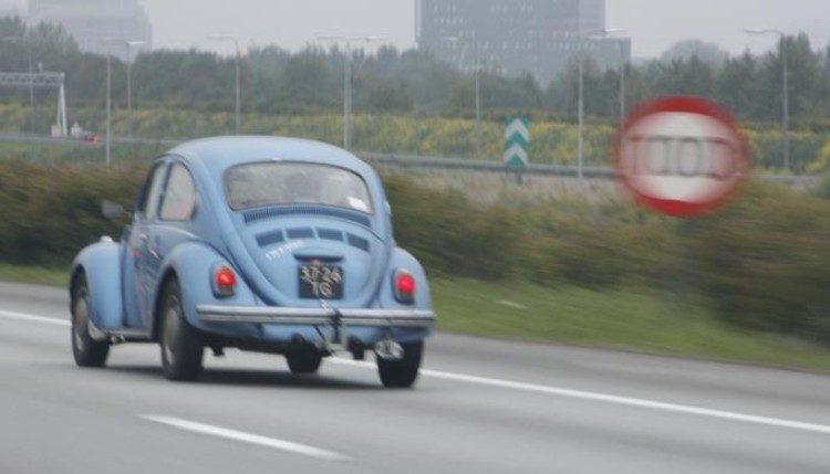 Frankrijk trekt maximumsnelheid omlaag