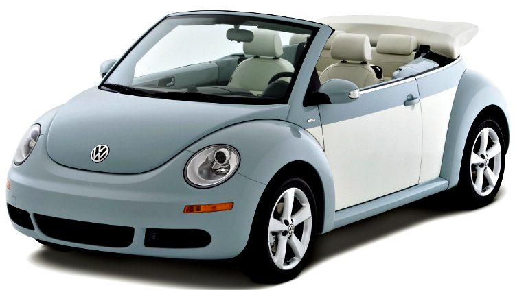 Volkswagen New Beetle Cabrio Final Edition '10