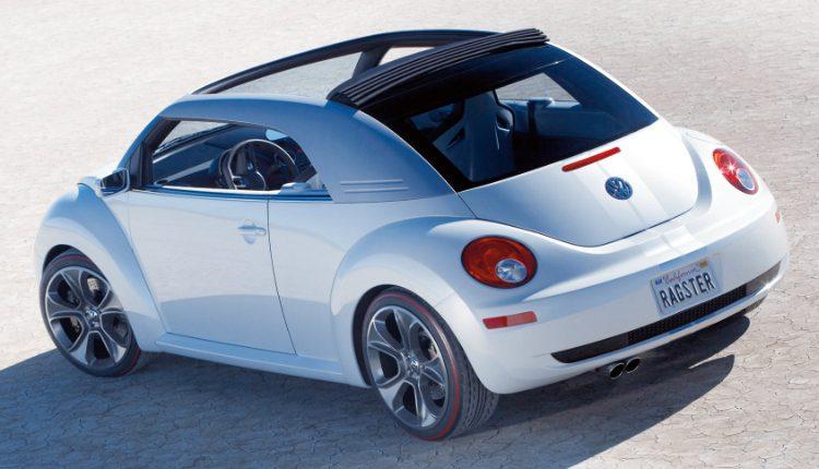 Volkswagen New Beetle Ragster Concept '05