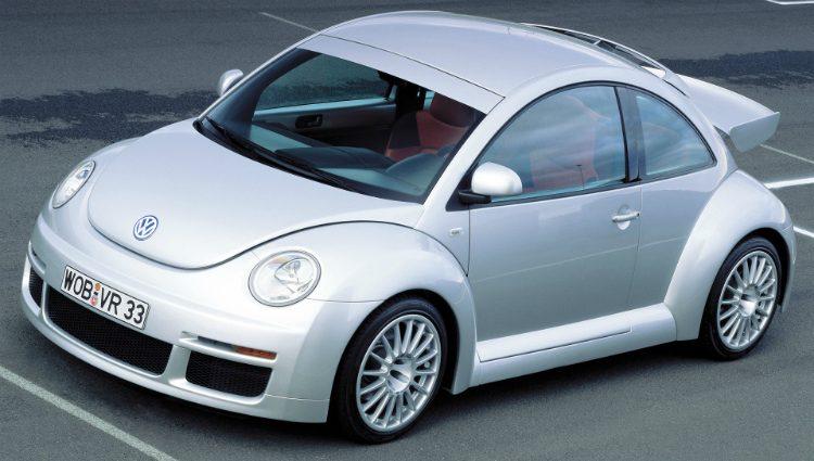 Volkswagen New Beetle RSI '01