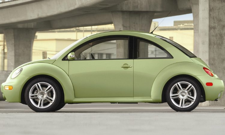 Volkswagen New Beetle Turbo