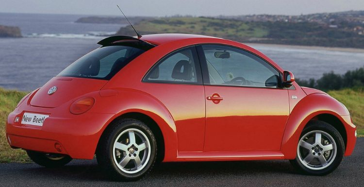 Volkswagen New Beetle Turbo '00