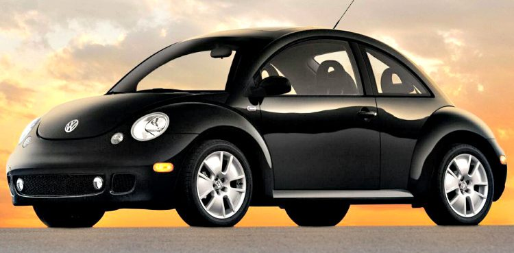 Volkswagen New Beetle Turbo S '02