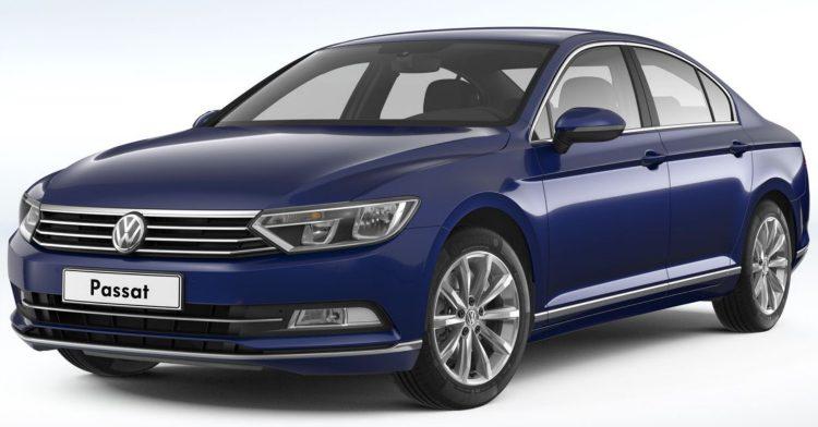 Volkswagen Passat 1.4 TSI Highline DSG '18