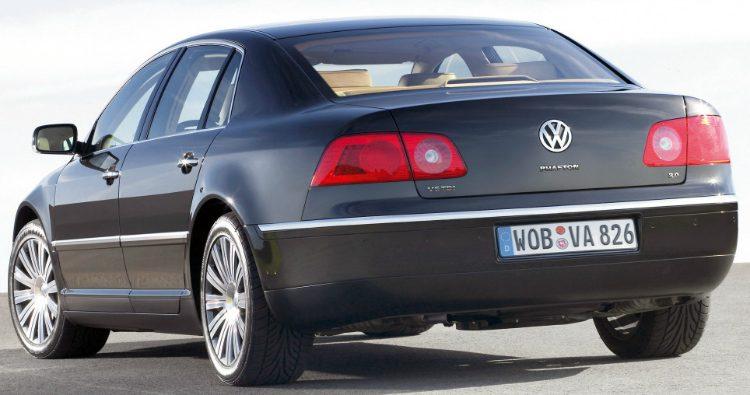 Volkswagen Phaeton V6 TDI 4-Motion '05