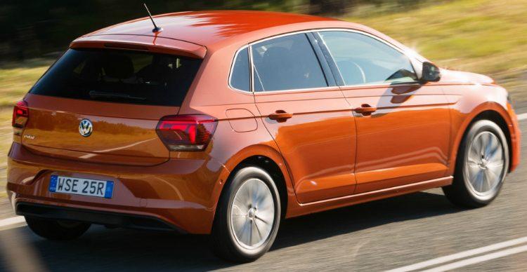 Volkswagen Polo 1.0 TSI Highline '18