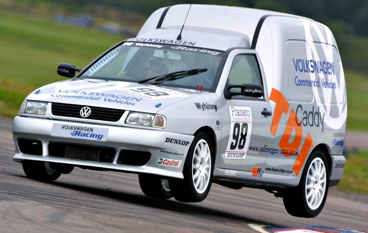 Volkswagen Caddy TDI Cup '988