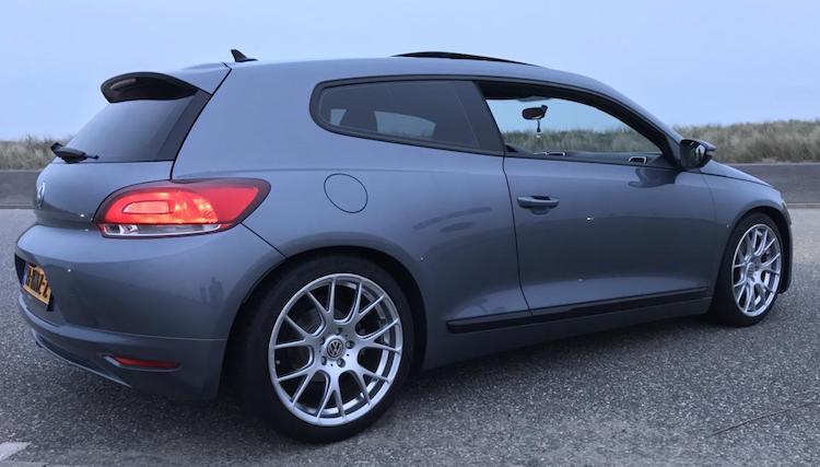 AB-lezer laat zijn getunede Volkswagen Scirocco zien