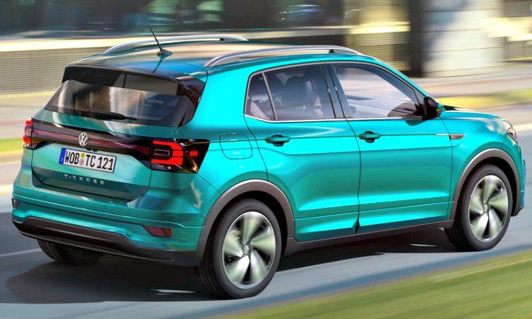 Volkswagen T-Cross '18