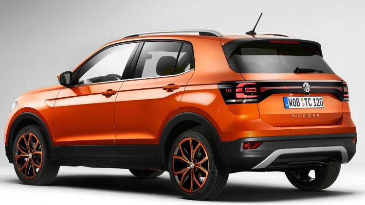 Volkswagen T-Cross '19
