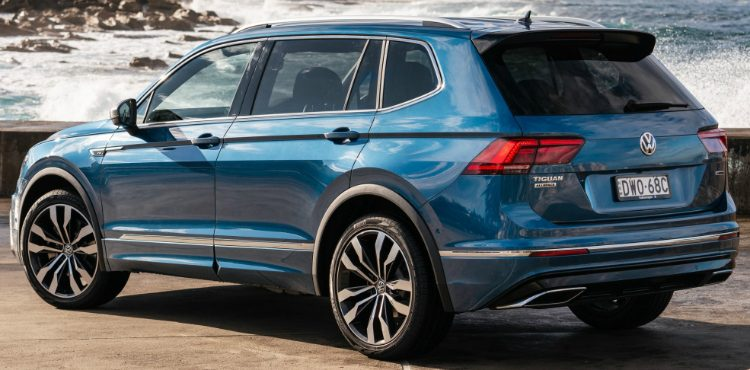 Volkswagen Tiguan 2.0 TDI 4-Motion Highline Business R '19
