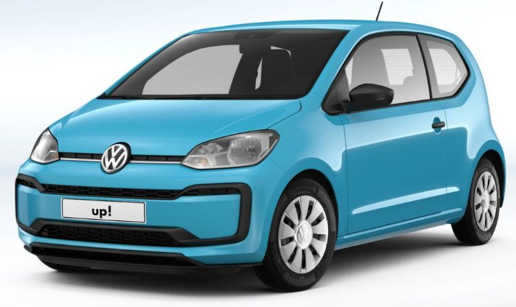 Volkswagen Up! Take Up!