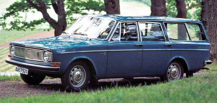 Volvo 145 '68