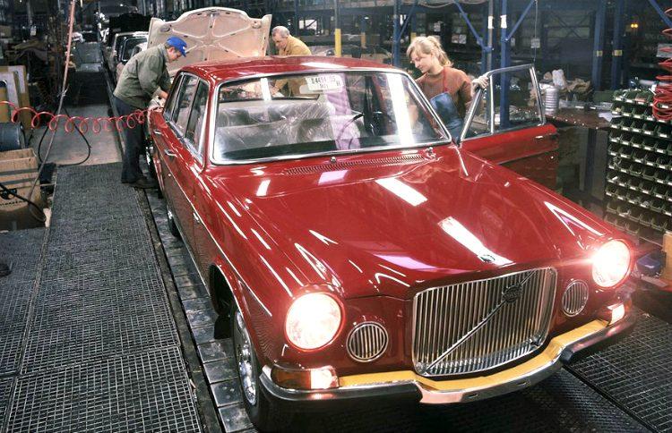 Volvo 164 '67