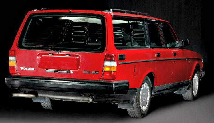 Volvo 240 Polar Stationwagon '90
