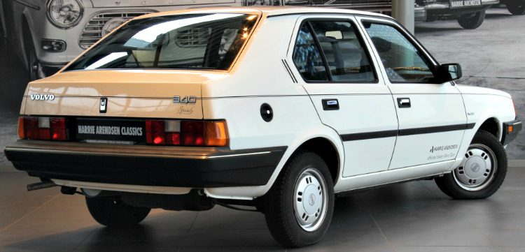 Volvo 340 1.4i Special '90