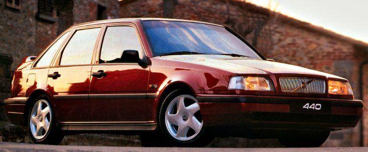 Volvo 440 GLT '95