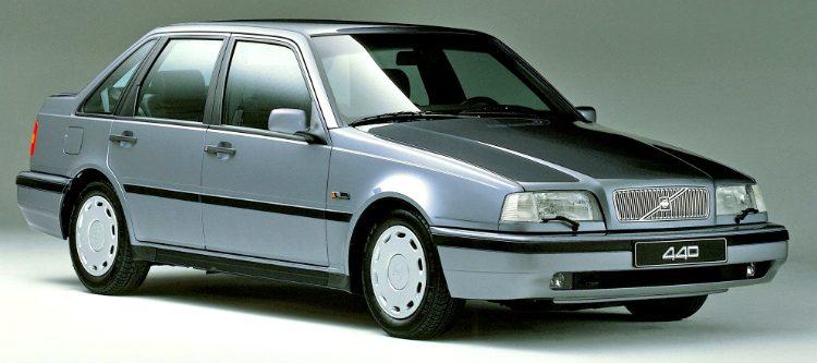 Volvo 440 GLE '92