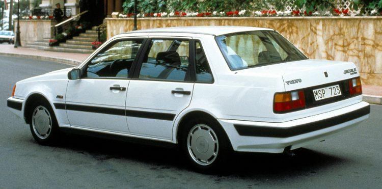 Volvo 460 GLE '90