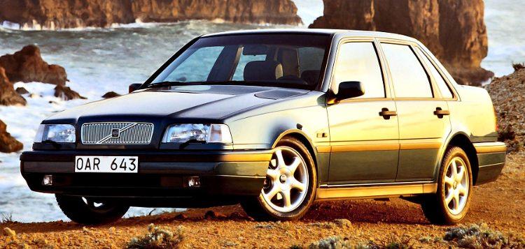 Volvo 460 GLT '94
