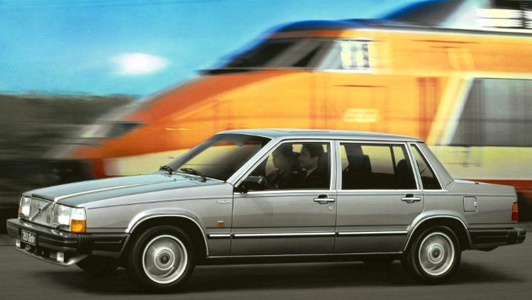 Volvo 760 Turbo '84