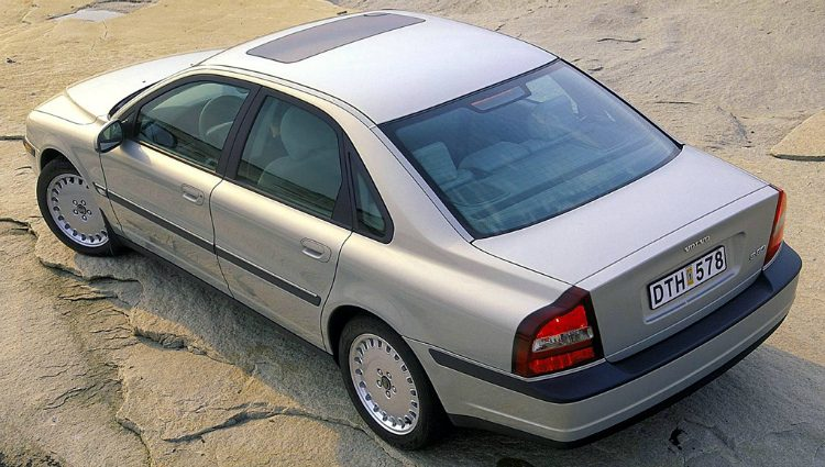 Volvo S80 2.9i Geartronic