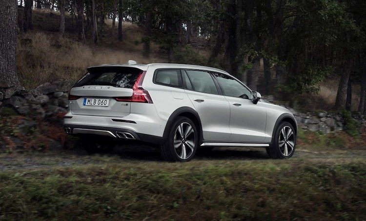 Volvo V60 is er nu ook als Cross Country!
