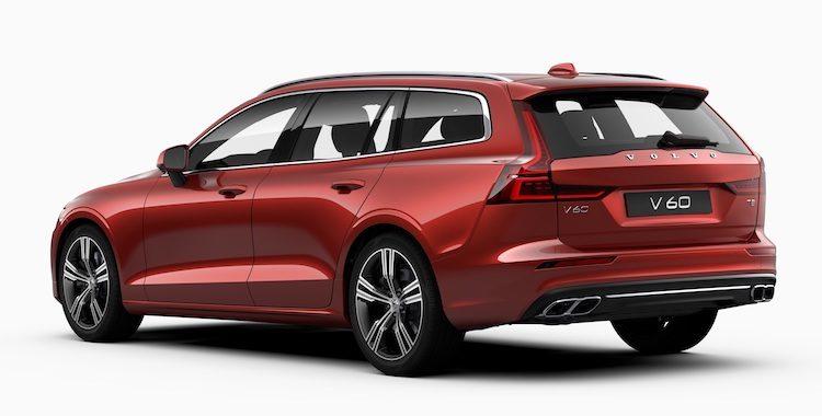 Hoe configureer jij de nieuwe Volvo V60?