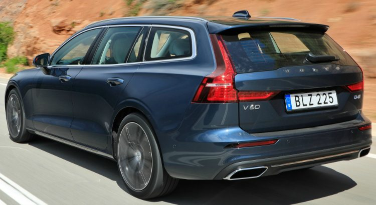 Volvo V60 T5 '18