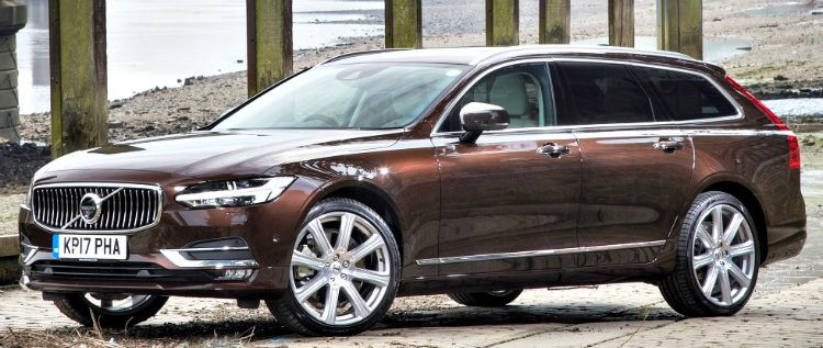Volvo V90 T5 Inscription '18